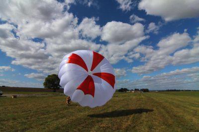Swing Escape Parachute