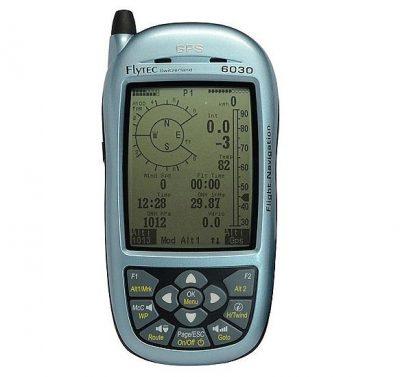 Variometer Flytec 6030