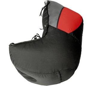 paragliding light airbag