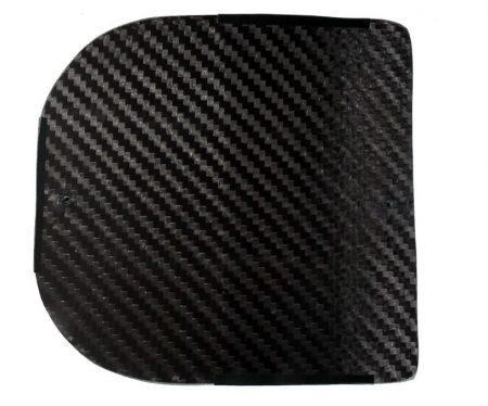 Carbon Seat Plate
