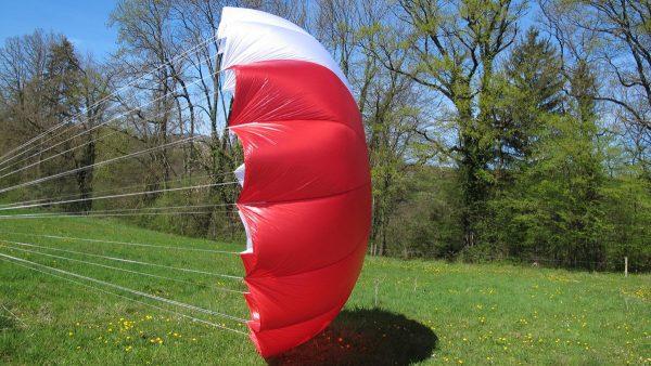paragliding images