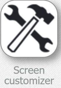Syride Sys Nav 3 Screen Customizer