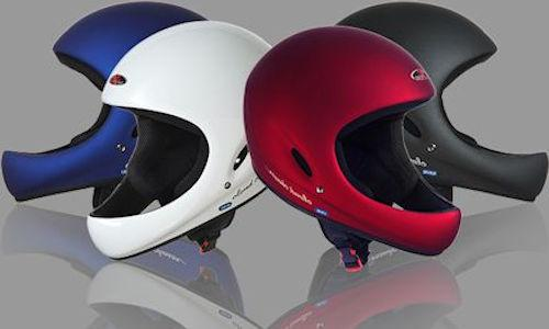 Helmet-Cloud-Chaser, paragliding, Hanggliding, and paramotor helmet.