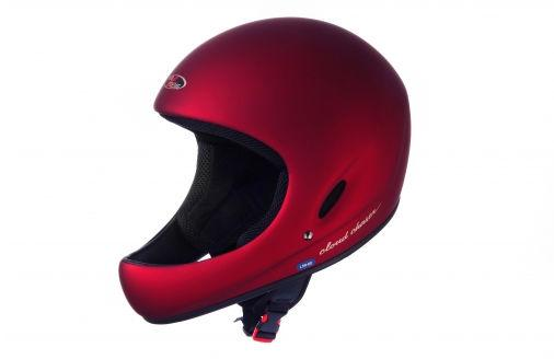 Helmet-Cloud-Chaser-red-for-paragliding-and-hanggliding