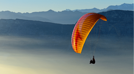 Mito-Swing-paraglider