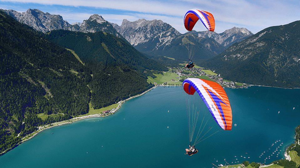 Paraglider-Mito-Swing