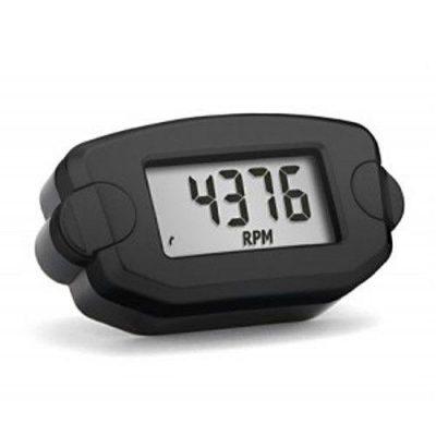 TTO Trail Tech Black Tachometer