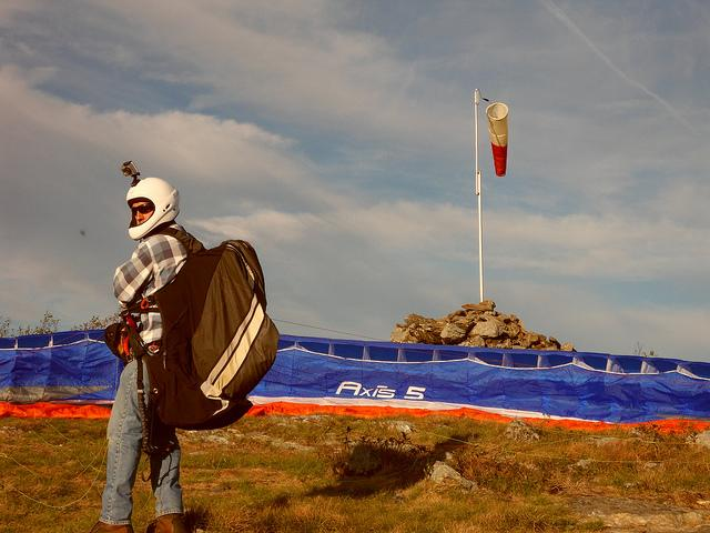 Paragliding store, paragliding equipment, paragliding gear
