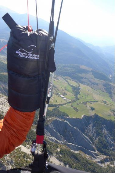 Paragliding Hands Warmer_ PG _and_Paramotor