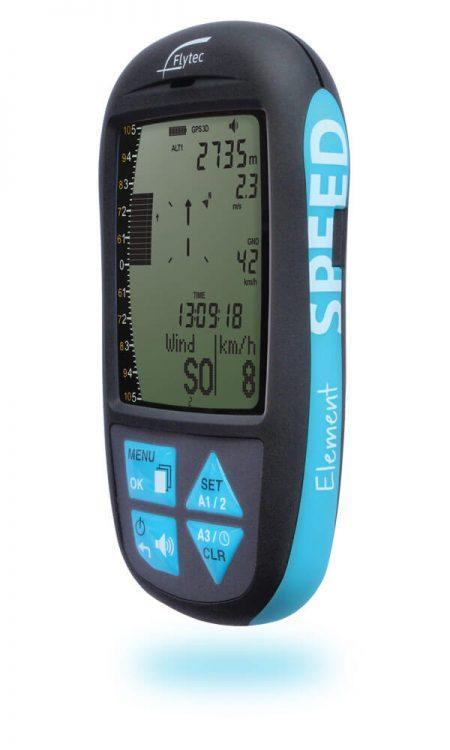 Variometer Flytec Element speed