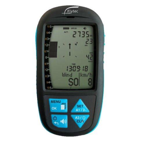Flytec Element speed