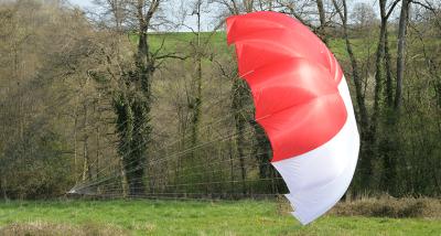 Supair-parachute SHINE SOLO