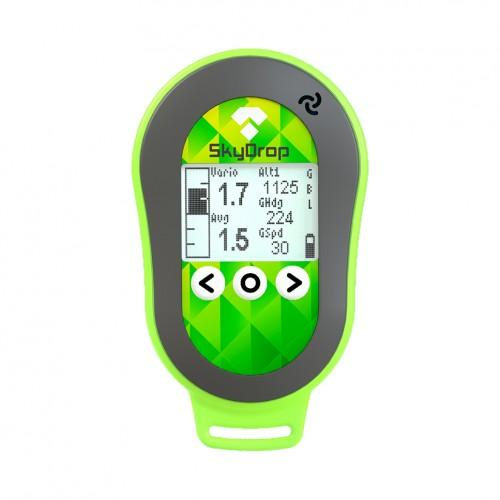 skydrop variometer green SD card