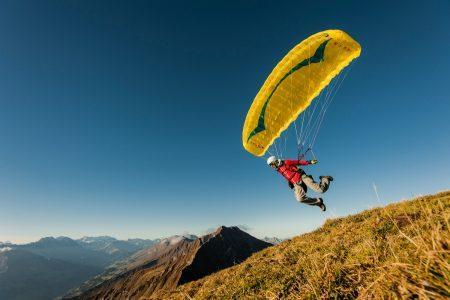 GIN Fluid 2 High Performance Wing Paragliders
