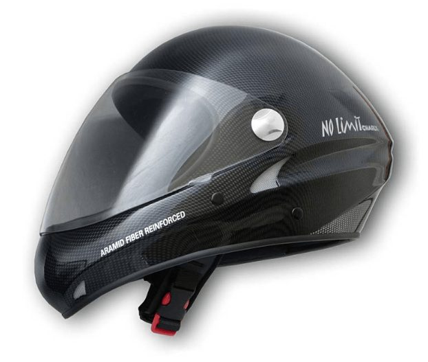 Charly No Limit Helmet, Carbon