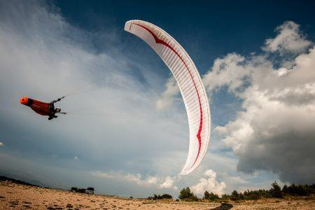 GIN GTO 2 High Performance Wing Paraglider