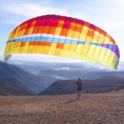 BGD Adam Paraglider