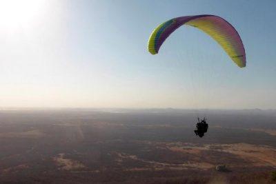 Ozone Swiftmax Paraglider