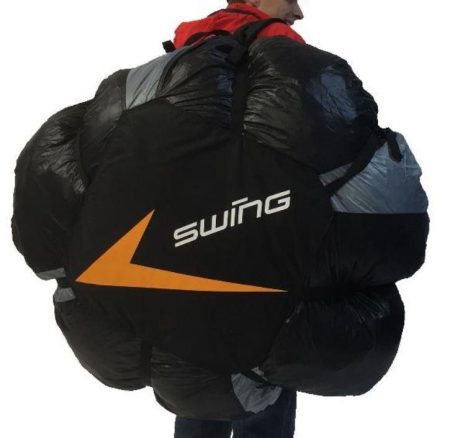 Swing fast packing bag