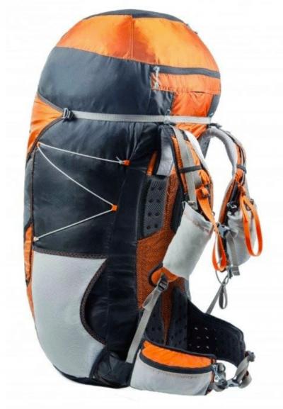 Kortel Kolibri Backpack with Optional Top Flap - 80/100L