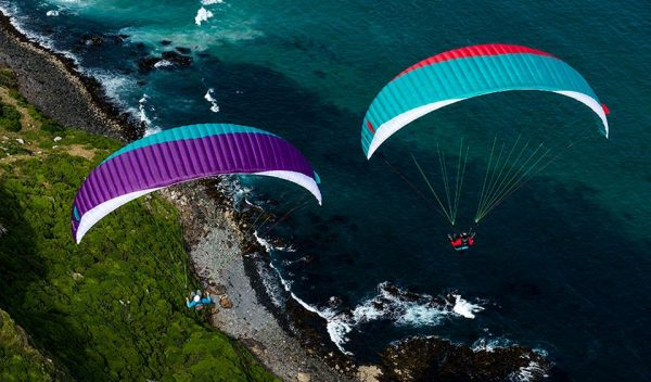 EPSILON 9 - Advance Paragliders