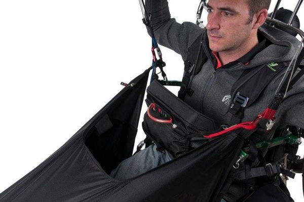 Paramotor Cocoon Pod