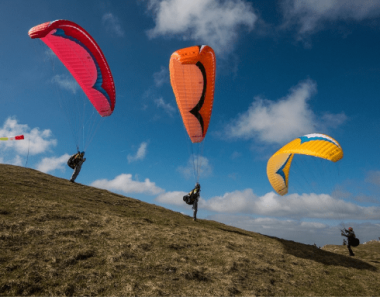 Paragliding Rules and regulations