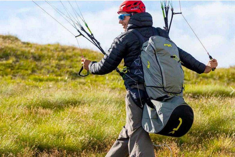 Paragliding harness ozone, supair, Niviuk, advance