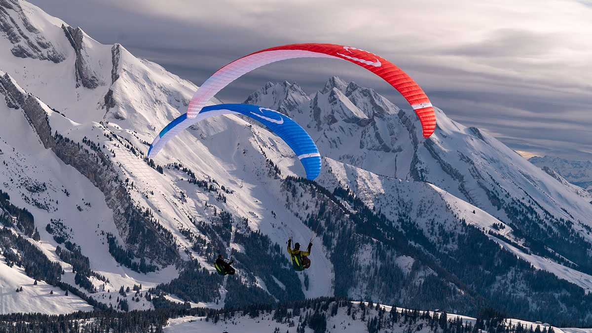 Supair Paragliders