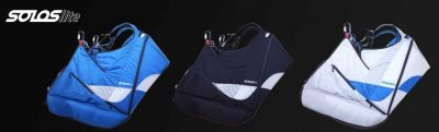 Ozone Solos harness paragliding equipment