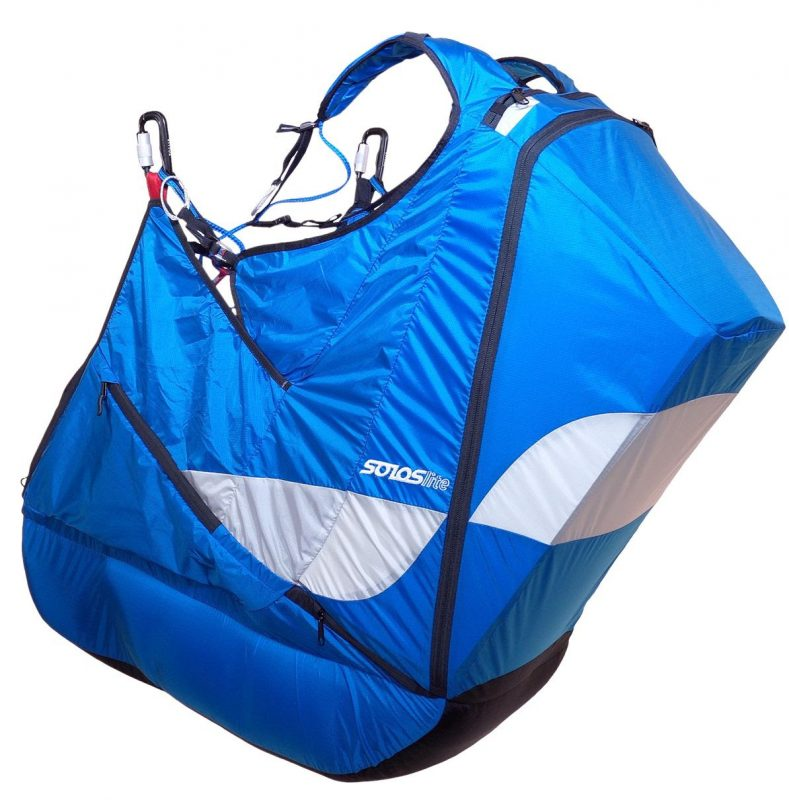 Ozone Solos lite Harness paragliding equipment