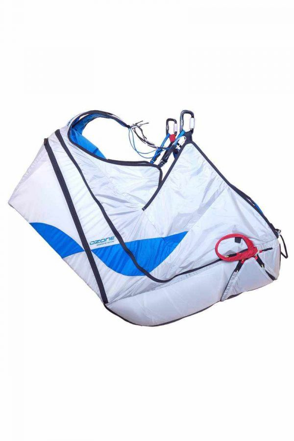 Ozone Solos lite Harness paragliding equipment