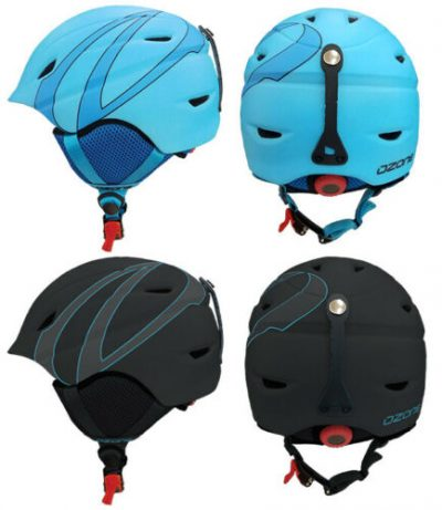 OZONE SHIELD HELMET